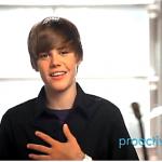 Justin Bieber is Proactiv!