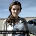 Hele Vette Interactieve Mercedes SLK Reclame