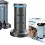 Een Ecolamp tegen hooikoorts en andere allergieën met 60% korting