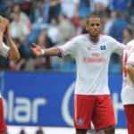 Berlijnse krant Taz laat geen reclameuitingen in sportfoto's zien