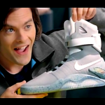 Nike, nu echt Back for the Future