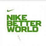 Nike helpt mee aan een betere wereld