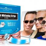 Tandenbleekstrips van Stella White met 79% korting