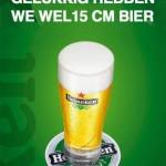 Inhakers op de Elfstedentocht – 'Gelukkig hebben we wel 15cm Bier' van Heineken