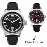 Nautica NCT 400: A13551G of A13552G herenhorloges