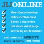 JijOnline.nu – Je eigen Website binnen een dag!