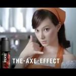 Het axe effect werkt nu ook andersom – prepare for chaos