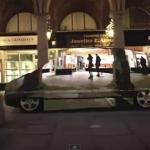De onzichtbare Mercedes