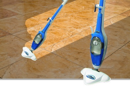 aqua laser steam mop instructions
