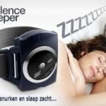 Stop met snurken met de Silence Sleeper – Alleen vandaag met 50% korting