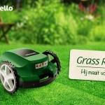 Een slimme Paranello Grass Robot van Rockson met 59% korting