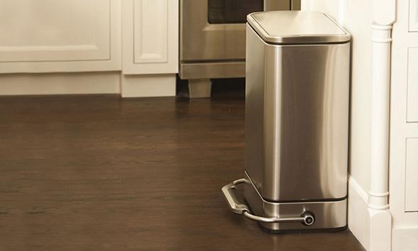 Design Vuilbak Keuken : Bestel – alleen vandaag – een Simplehuman ...