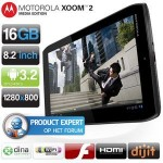 Een Motorola 8,2 inch Android 3.2 tablet – Xoom 2 Media Edition WiFi  met 43% korting
