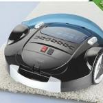 Een volautomatische Noon Solovac Harper robotstofzuiger en schoonmaakmachine met 47% korting