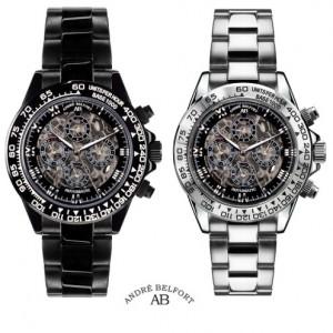 André Belfort Marin Automaat horloge