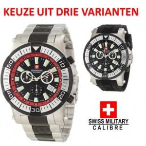 Swiss Military Calibre Hawk Chronograp