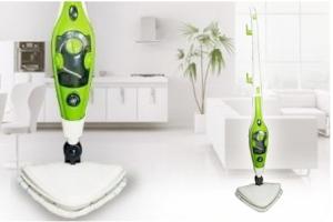 10-in-1 steam mop