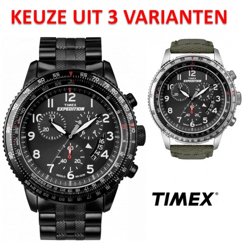 Timex Military on Bestel     Alleen Vandaag   Een  Timex Expedition Military
