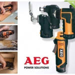 AEG multifunctionele en draadloze tool met 41% korting