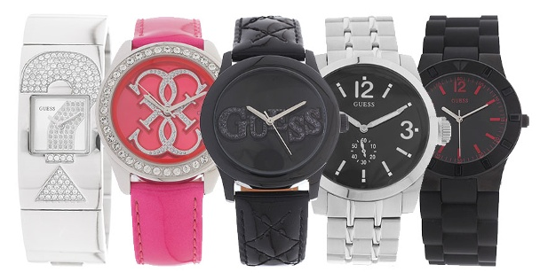 Guess dameshorloges korting