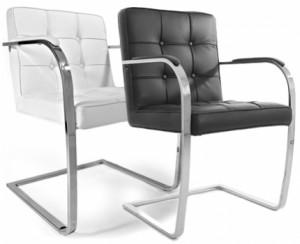 Comfortabel zitten met een bauhaus design stoel for Bauhaus stoel leer