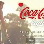 Coca Cola light: ook populair bij tuinmannen