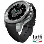 Tutti Milano TM500-STNO Chrono horloge