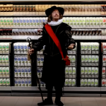 Supermarktmanager Harry als Rembrandt in nieuwe AH commercial