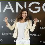 Miranda Kerr presenteert de lente-/zomercollectie van Mango