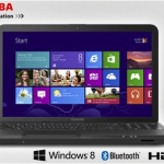 Toshiba Satellite C855D-14Q laptop met HD-scherm, Windows 8 en harde schijf van 320 GB