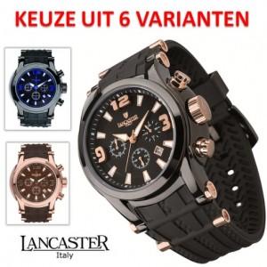Lancaster 0548 Bongo Chronograaf