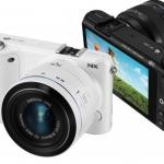 Samsung NX2000 systeemcamera met 20-50mm lens met € 150 korting
