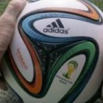 I am Brazuca – De Adidas WK-bal van 2014