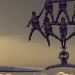 Briljante spoof: De Chuck Norris vliegtuigsplit