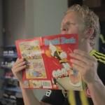 Ik Kom Zo – Donald Duck reclame met Dirk Kuyt