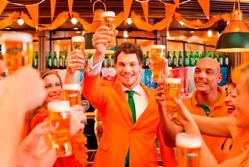 Van Houwelingen Chier Oranje Officer Heineken