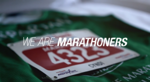 we are marathoners