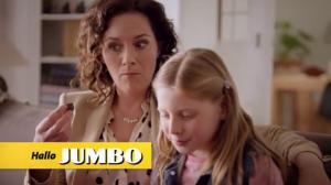 Jumbo familie vs. Albert Heijn man