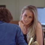 Sexy Anna stript voor student – ViFit