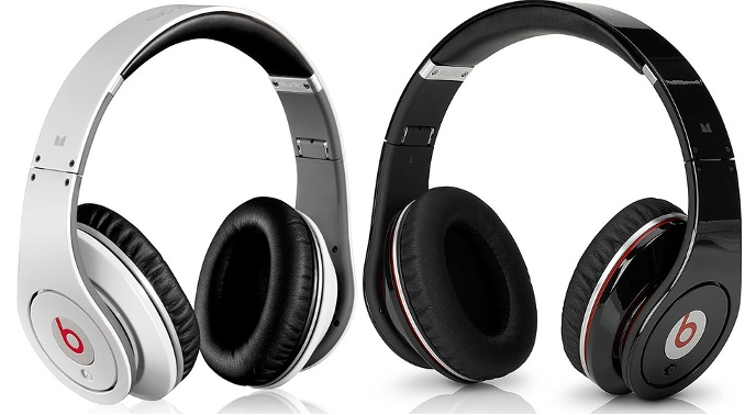 Beats by Dr. Dre Studio koptelefoons