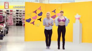 Zeeman ondergoed reclame