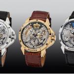 Pionier Malibu Diamonds horloge met 76% korting