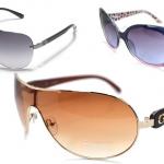 Guess vrouwen zonnebrillen met 47% korting!