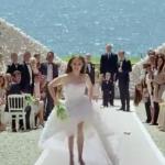 Natalie Portman als runaway bride in Dior reclame