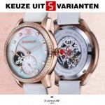 Thomas Earnshaw Lady Australis horloges – 80% korting