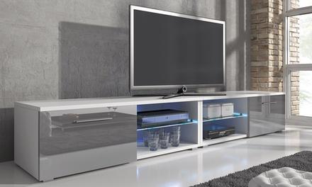 Design TV-meubel met LED-licht vanaf €99,99 - Reclameblog