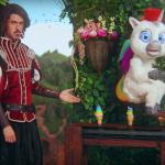 Bizarre reclame met ijs poepende eenhoorn spant kroon