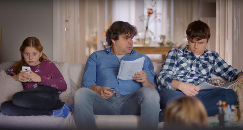 Jumbo frank heeft pech reclameblog for Van de tv