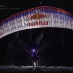 RedBull geeft vleugels voor dans met Noorderlicht