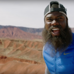 Apple Watch Nike+ laat Kevin Hart rennen